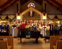 Click to view album: Advent, Christmas and the Epiphany Concert; 2015
