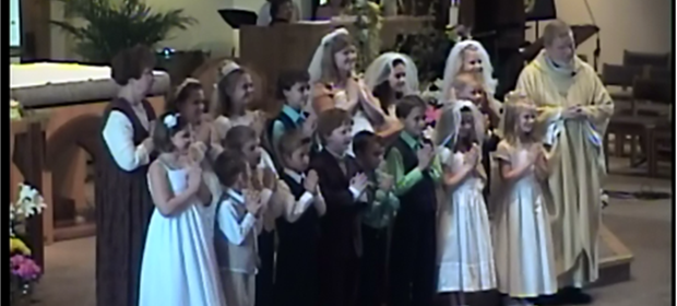 First Communion, 2014