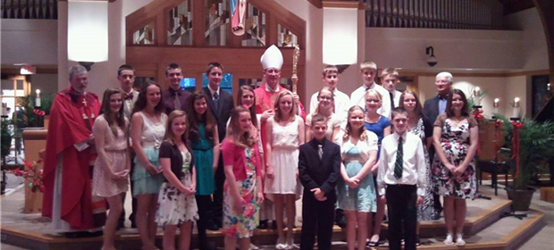 Confirmation, 2013
