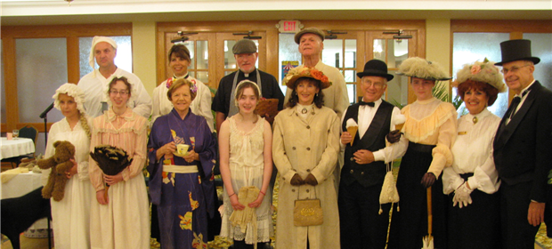 1904 World's Fair Party, July 12, 2014