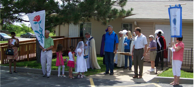 Immaculate Heart Procession, 2014