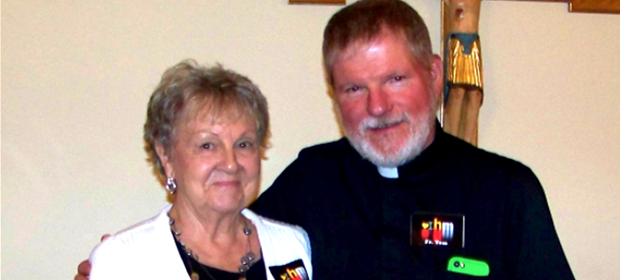 Wilma Zurweller, Heart of the Parish 2014