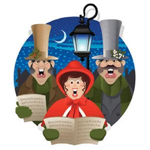 The 3rd Annual New Melle Christmas Community Carolers