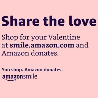 Valentine's Day - Amazon Smile