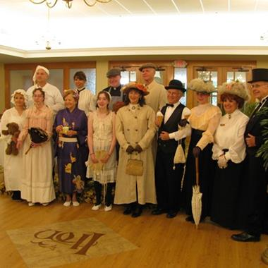 Click to view album: 1904 World's Fair Party, July 12, 2014