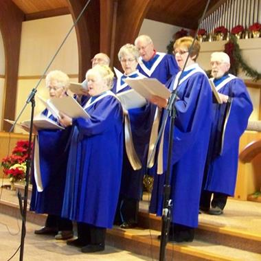 St. John's UCC choir