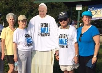Click to view album: SVdP Walk for the Poor, 2016