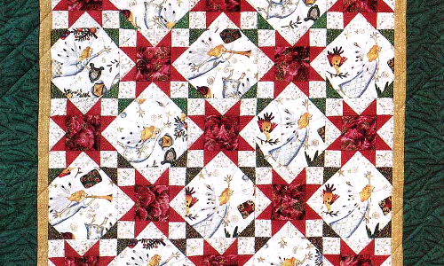 Christmas Quilt Sales