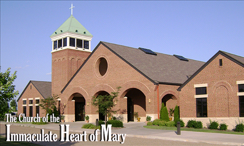 Holy Day Masses
